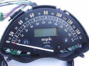 NEW Honda VTX1800R Retro Speedometer Module 03 VTX1800S meter 2002 2003 w/o Lens