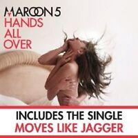 "MAROON 5 ""HANDS ALL OVER (NEW VERSION)"" CD NEU"