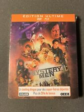Mystery Men-Blu-ray+DvD-Steelbook -French Import-Avengers-Justice League-New