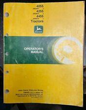 John Deere 4055 4255 Amp 4455 Operator Manual Omar110015 K0 T 3