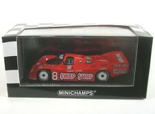 1/43 MINICHAMPS 400856508 Porsche 962 IMSA 12hrs Sebring 1985 #8