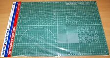 Tamiya 74076 Cutting Mat (A3 Size/Green) for RC & Plastic Kits, NIP