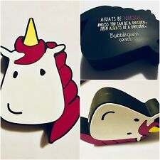 NEW UNICORN QUOTE 5000mah Portable PowerBank Battery Charger For iPhone Samsung