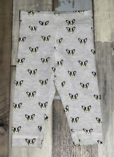 ~ Pantalon / Legging gris imprimé H&M mixte 4/6 mois ~ MAN10