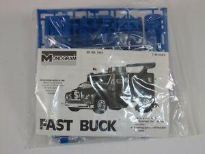 Monogram Tom Daniel's Fast Buck 1/24 Model Kit #7533 - Complete