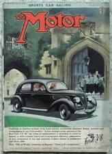 February Weekly Motor Magazines