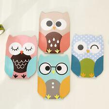 List Notepad Pocket Cartoon Journal Portable Notebook Shopping Owl Diary pop