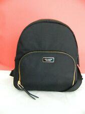 Kate Spade Dawn Black Nylon Medium Backpack Wkru5913