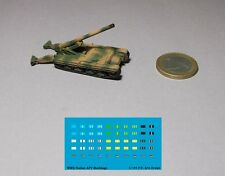 New 1/144 WWII Italian Semovente 149/40 SPG camouflage /w decal