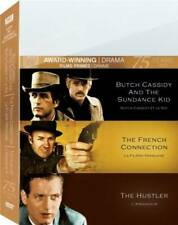 Butch Cassidy and the Sundance Kid / The French Connection / The Hus - Very Good