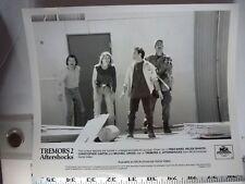 Vintage Glossy Press Photo Michael Gross Helen Shaver Tremors 2 Aftershocks 1996
