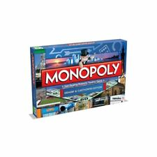 Grimsby Monopoly Board Game