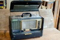 Zenith Transoceanic Radio Vintage Radio