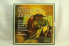 Lot LP Records LET'S TAKE A Sentimental Journey Warm Wonderful Relaxation
