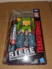 Transformers Siege Generations War For Cybertron Springer Voyager Class