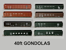 Rcr - 40Ft Gondola with Uf - Erie 45233
