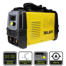 Silex France ® Poste à souder à l'arc digital 160 A nouvelle-generation