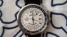 ORIENT FEU0700DWH AUTOMATIC White Dial Multi-Year Calendar  ROTATING INNER Base