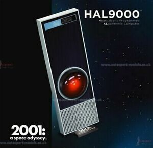 2001 A Space Odyssey HAL 9000 1:1 scale model kit by Moebius