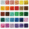 1000PCS Perler Beads Colorful Hama Beads DIY Educational Toys Kid Gift 5mm