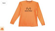 Realtree Active Crew neck Shirt Xxl Men Nwt