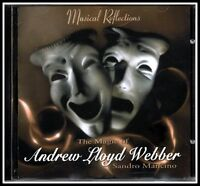 The Magic of Andrew Lloyd Webber Music CD Performed by Sandro Mancino, NEW