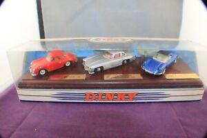 Dinky DY-902 Classic Sports Cars Series 1, Porsche - Mercedes - Ferrari