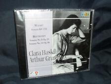 Mozart / Beethoven - Sonatas -Haskil / Grumiaux -still sealed