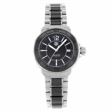 TAG Heuer Quartz (Battery) Ceramic Band Wristwatches