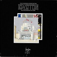LED ZEPPELIN - The Song Remains The Same  / 2-CD Digipack / WPCR 11619-20 / NEU