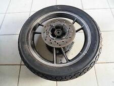 3. Suzuki GSX 550 GN71D Felge hinten Hinterrad 2,15 x 18 + Reifen + Bremsscheibe