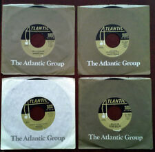 ATLANTIC OLDIES SERIES - IKETTES, BARB., CARLA, ESTHER - (4) 45'S - 2 SIDED HITS