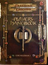 Dungeons & Dragons Player's Handbook Core Rulebook I