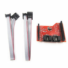 6 socket IDC SPI Sensor Shield IDC-6/SPI Shield For Arduino