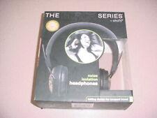 Black Series Shift3 Noise Isolation Folding Headphones Camo Design Compact