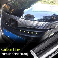 Carbon Fiber Vinyl Film Car Interior Wrap Stickers Auto Parts Accessories 12x60 Fits Isuzu