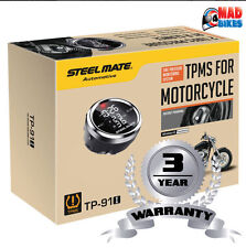 TP-91I Steelmate Professional Motorcycle Tyre Pressure Monitoring System