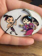 Disney Non Authorized Fantasy Pin Mulan LE 50