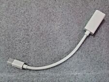 MINI DISPLAY PORT (DP)/Adattatore Thunderbolt a HDMI con Audio-per Mac Book