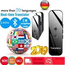 Tragbare Muama Enence Smart Instant Echtzeit-Sprach 70Sprachen Übersetzer DE DHL