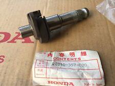Honda 1973 1974 CR250 CR250M Kick Start Spindle 28250-357-020 NOS