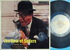 "Peter Sellers ORIG OZ 10"" LP Best of EX '58 Parlophone PMDO1069 MONO Comedy"