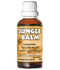 Jungle Balm 50ml Pack of 12 (includes FREE tester) 20% OFF & free express post