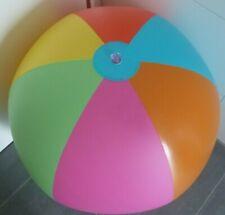 Extrem seltener bunter WASSERBALL aus USA, D = 100cm / 40