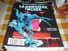 LA PANTHERE NOIRE Comics SEMIC super heros FRENCH VF récit complet MARVEL LUG