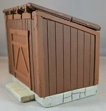 TSSD Painted Shed with Shed Roof TS156