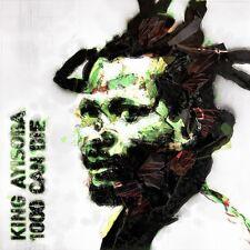 KING AYISOBA - 1000 CAN DIE   CD NEU