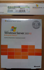 Microsoft Windows Server 2003 R2 Enterprise  French Edition  32 bit (P72-01708)