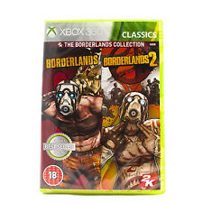*NEW & SEALED* Borderlands 1 & 2 Collection for XBox 360 *FREE 1ST CLASS POST*