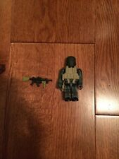 MEDICOM METAL GEAR SOLID #2 OLD SNAKE KUBRICK ACTION FIGURE Rare